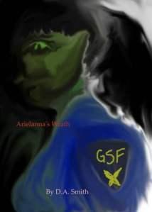 Arielanna's Wrath Cover